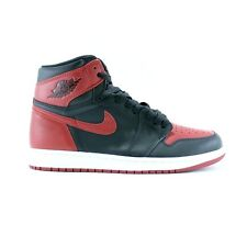 "AIR JORDAN -  AIR JORDAN 1 RETRO HIGH  OG ""BANNED"" BRED  -  555 088 001"