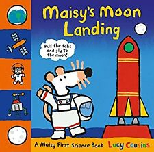 Maisys Moon Landing: A Maisy First Science Book, Cousins, Lucy, Used; Good Book