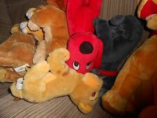 PICK LION KING BIG RED DOG LADY AND THE TRAMP GARFIELD DISNEY WINNIE THE POOH