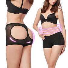 Sculpting Underwear Body Exposed Buttocks Women Underpants Sexy Gayly Hip Pants