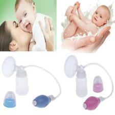 Manual Breast Pump Strong Suction Breast Nursing Feeding Postpartum Mom Supplies