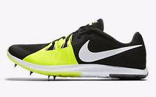 Nike ZOOM RIVAL XC MEN'S TRACK SHOES, BLACK/VOLT/WHITE- Size US 8, 8.5, 9 Or 9.5