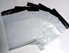 """10""""x14"""" Poly Mailers White Shipping Mailing Bags  (Plastic Envelopes)"""