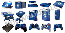 CHELSEA FC PS3/PS4/XBOX 360/LAPTOP CONTROLLER/CONSOLE SKIN STICKER TABLET CASE