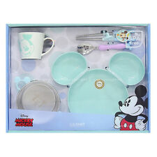 LILFANT Character Children's Tableware Set 5p Mickey Minnie Mouse BPA Free