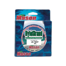Mason Bright NYLOSTRAND Leader Wire Nylon Coated 300 ft. Spool 10lb - 210lb Test