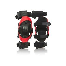 Asterisk Junior Cell Knee Brace Protection System - Red - Pair - AST-CYP-OS-RD
