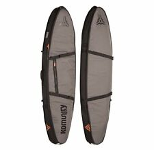 Komunity Project Charlie Fitted Double Surfboard Travel Bag