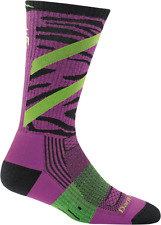 1799 Clover DARN TOUGH BEAST Crew Light Cushion Womens Endurance Socks S M Wool