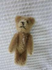 Cute Vintage Miniature Schuco 5-way Jointed Teddy Bear, 3 1/2""