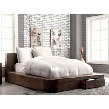 Furniture of America Titania Platform Storage Bed