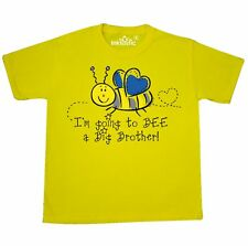 Inktastic Bee Future Big Brother Youth T-Shirt To Be Bumble Heart Cute Cartoon