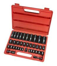 Drive Impact Socket Set 3/8 Inch and 1/2, Metric Free Shipping