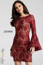 Jovani 58594 Short Cocktail Dress ~LOWEST PRICE GUARANTEE~ NEW Authentic