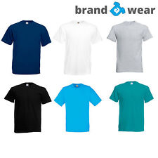Fruit of the Loom Screen Stars Mens Valueweight T-Shirt 6 Colours