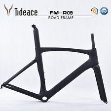 Road Bike Frames OEM 49/52/54/56/58cm Carbon Fiber Bicycle Frame for Road Racing