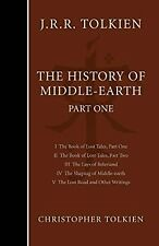 The Complete History of Middle-Earth : Part 1, Tolkien, Christopher, Used; Good