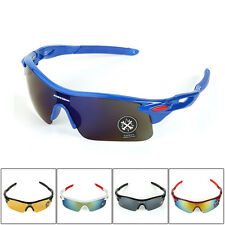 5Colors Outdoor Sports Eyewear Cycling Bicycle Riding Goggles Polarized Sunglass