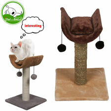 Pet House Furniture Cat Tree Post Condo Play Tower Scratching Kitty New Scratch