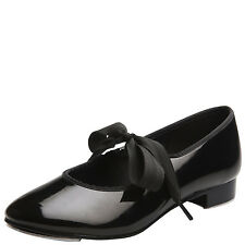 American Ballet Theatre Girls Black Dance Shoes