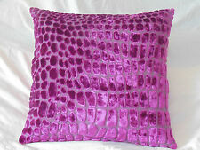 Designers Guild Fabric Nabucco Magenta Cushion Covers 9 Size Available