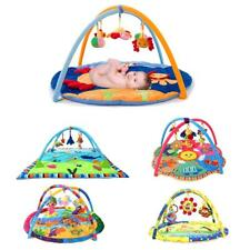 Musical Sound Infant Baby Activity Play Mat Gym Animals Soft Crawling Mat