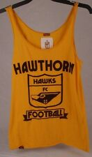 First 18 Official AFL Hawthorn Hawks Girls Vintage Team Singlet
