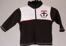Official AFL St Kilda Saints Toddler Polar Fleece Size 1