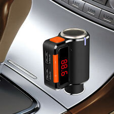 Car Kit Dual USB Charger Wireless Bluetooth FM Transmitter MP3 Player Surprise