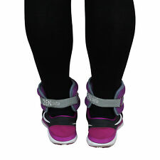 Ankle or Wrist Weights Pair Set with Adjustable Strap , 1, 2, 3, 5 LBS