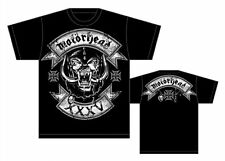 Motorhead: Rockers Logo T-Shirt  Free Shipping  New  Official