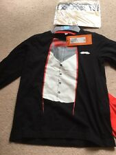 marks and spencer Kids Halloween Costume Of Dracula With A Mask and a cape