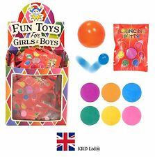 BOUNCING PUTTY Silly Jokes Toy Tricks Birthday Party Bag Filler Toys Game Prizes