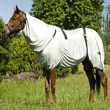 Horse Summer Turnout Sweet Itch Bug Fly Rug Combo Blanket Pony Cob Full 4'9-7'0