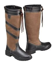 Harry Hall Rio Boots - Special Pull On Tall Walking Outdoor Country Ladies Mens