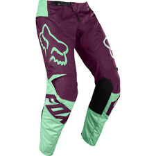 Fox Racing NEW Mx 2018 180 Race Green Purple Adults Motocross Dirt Bike Pants