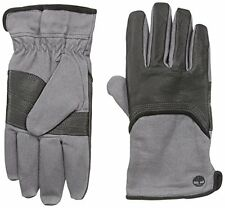 Timberland GL360033A Mens Wax Canvas and Deerskin Glove M- Choose SZ/Color.