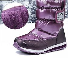 Winter Warm Baby Shoes Fashion Waterproof Childrens Shoes Boy Girl Snow Boots