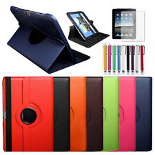 Smart Rotating Leather Case Cover For Samsung Galaxy Note 10.1 N8000 N8010 N8020