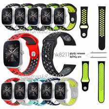 Soft Silicone Sport Band Watch Strap For ASUS zenwatch 2 Replacement Bracelet