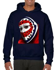 Montreal Canadiens Goalie Mask Ken Dryden Hockey Hoodie