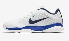 Nike COURT AIR ZOOM ULTRA WOMEN'S TENNIS SHOE White/Blue- Size US 9, 9.5 Or 10
