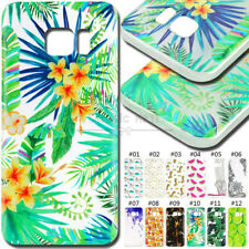 For Samsung Galaxy S7 Edge Shockproof Cover TPU Rubber Silicone Soft Back Case