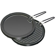 """Magma Two-Sided, Non-Stick Griddle 11-1/2"""" Round"""
