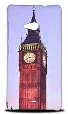 BIG BEN CLOCK TOWER #2 HARD CASE COVER FOR NOKIA LUMIA 535