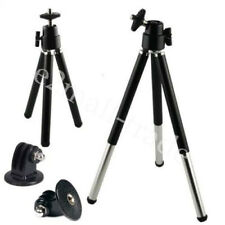 Universal Mini Tripod Stand Mount Holder With 1/4 Screw For Camera Gopro Xiaomi