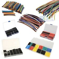 Pro Heat Shrink Sleeve Tube Assortment Car Electrical Cable Tubing Wrap Wire Kit