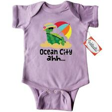 Inktastic Ocean City Maryland Infant Creeper Cities Towns Travel Places States