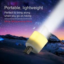 Mini USB Handy Powerful LED Flashlight Pocket Torch Astigmatism Lamp EW