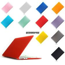 """New Good Crystal Hard Shell Case Cover For Mac Book Pro 15"""" 11 Colors IXH4"""